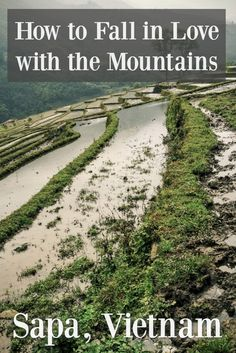 The most unbelievable place in the Vietnam, full of flavours and beautiful landscapes small village up in the mountains in Northern Vietnam.
