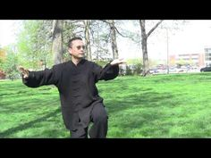 ▶ Tai Chi 42 Form performed by Master Arthur Du - YouTube