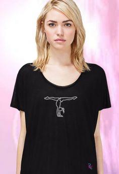 Handstand Fitness Rhinestone T-Shirt for summertime fitness inspo. http://www.rhinestonewear.org/gymnastics-rhinestone-t-shirts