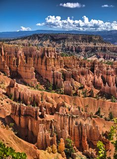 ~ Bryce Canyon National Park ~ Utah....