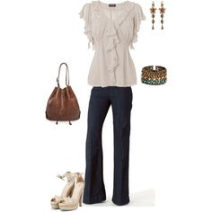 Girls Day Out, created by robyne-thibodeau.polyvore.com