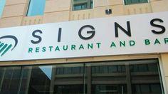 Restaurante en Canadá. Sólo podrás comunicarte con los camareros a través del lenguaje de los signos, pues son sordos. Me encanta esta idea!!