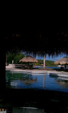 My Travel my Scenery.  Coconuts Beach Club, Siumu, Samoa.
