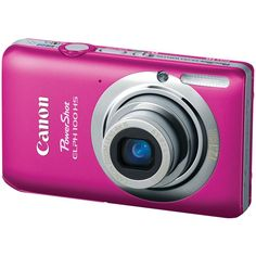 Canon PowerShot ELPH 100 HS 12.1 MP CMOS Digital Camera with 4X Optical Zoom (Pink) > Price:	$179.00  > Sale:	$162.00 > Click on the image for details and offers.