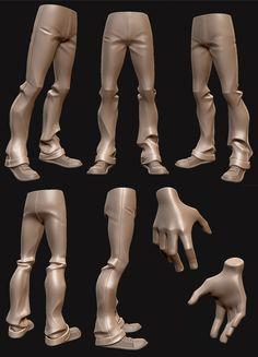 sculptwip1.jpg (1000×1387) Nick Carver