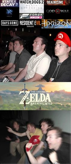 Accurate | The Legend of Zelda: Breath of the Wild | Know Your Meme