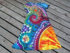 Surya Spiral Play-dress made to Order  OOAK by PiecefulWorlds