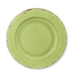 Rustic Melamine Dinner Plates, Set Of 4 #williamssonoma Arhaus Outdoor  Pinterest Contest #outdooroasis