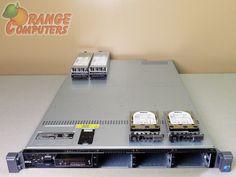 Dell PowerEdge R610 Dual X5550 QC H700 2.66GHz 32GB 2x 146GB 15K SAS RPS