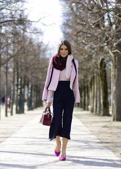 PFW day 4 - Look feminino com calça curta2