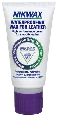 Nikwax | Waterproofing Wax for Leather - Water based for smooth leather
