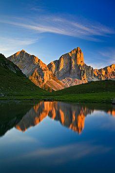 Valle de Hecho y la Selva de Oza Huesca Spain