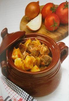 Cyprus Ttavas (Cumin Lamb Casserole)