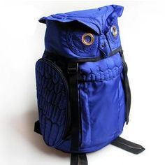 Owl-Accent Backpack Pinned by www.myowlbarn.com