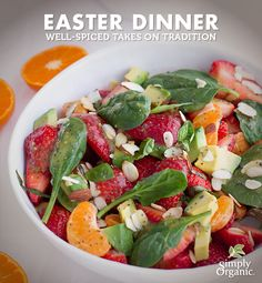 What family favorites will be on your table this Easter? Find well-spiced Easter dinner inspiration here.