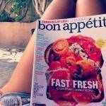 Luv Reads Bon Appetit