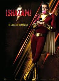 has released a new Shazam poster; the upcoming superhero movie stars Zachary Levi, Jack Dylan Grazer, Asher Angel, and Mark Strong. Dc Movies, Movies 2019, Hindi Movies, Movies To Watch, Movies Online, Movies And Tv Shows, Movie Tv, Movies Free, Action Movies