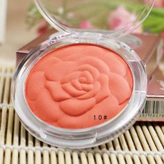 Brand Luxury Rose Powder Paleta De Blush Baked Cheek Pink Color Fard a Joues Poudre Shadow Blusher Palettes Maquillaje-in Blush from Health & Beauty on Aliexpress.com | Alibaba Group