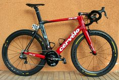 David Millar's Cervelo S3 (Pic: George Scott/Factory Media)