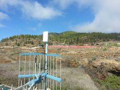 Instalación #WifiCanarias #AirInternet en el sur de Tenerife