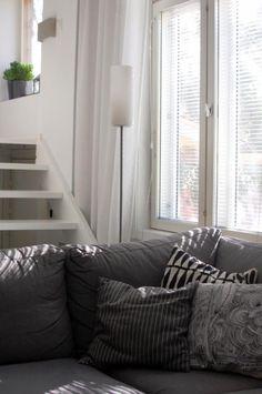 christa.ratata.fi Couch, Furniture, Home Decor, Settee, Decoration Home, Sofa, Room Decor, Home Furnishings, Sofas