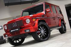 2002 Mercedes-Benz G500 4dr SUV Front Left View