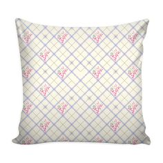 Geometric Floral Throw Pillow Case   #homedecor #pillows #lifestyle #tumblr #gift #offers #pattern