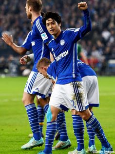 Atsuto Uchida - FC Schalke 04 - RB - #22 MOM!!!