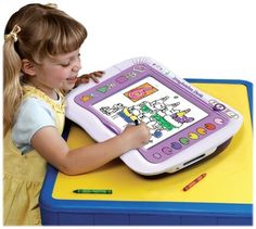 LeapFrog Imagination Desk Deluxe Learning System by Leap Frog. $65.48. Amazon.com                Here's another great LeapFrog innovation that lets children play and learn at the same time. The Imagination Desk Learning System teaches kids letters, numbers, phonics, counting, and vocabulary on a lively multimedia desk. As a child colors in the pages, they come to life with characters, games, and music that teach letters, colors, and other preschool skills. Three engaging mod...