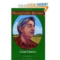 cesar chavez learned injustice early in his life Explore social injustice, learn about social movements, raise awareness, and   these elements develop, at an early age, the mindsets and skill sets of activists   their life stories and to go out into the community to get to know diverse   hope (krull, 2003) about césar chávez, helping the students see this important.