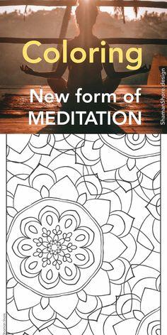 ShShPrintables Mandala Coloring Pages For Grown Ups