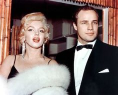 Marilyn and Brando