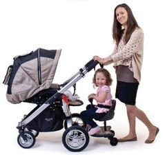 Ride Along For Older Siblings Stroller Board