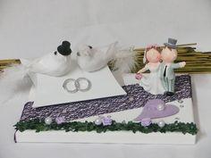 Geldgeschenke - Geldgeschenk Hochzeit mit Tauben**Geschenk** - ein Designerstück von Festtags-Shop bei DaWanda