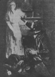 Katie King was the name given by Spiritualists in the 1870s to what they believed to be a materialized spirit. The question of whether the spirit was real or a fraud was a notable public controversy of the mid-1870s. The spirit was said to have appeared first in 1871 in séances conducted by Florence Cook in London, and later in 1874-1875 in New York in séances held by the mediums Jennie Holmes and her husband Nelson Holmes. Katie King was believed by Spiritualists to be the daughter of John…