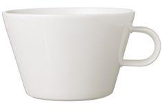 Valkoinen Arabia KoKo kuppi M 33 cl, kaveriksi valkoinen koko vati M :) Kitchenware, Tableware, Royal Design, Home Decor Kitchen, Serving Dishes, Cl, Former, Porcelain, Mugs