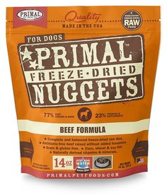 Primal Freeze Dried Pet Foods >>> Awesome dog product. Click the image : Best dog food