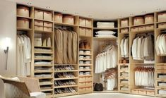 Bedroom Master Closet Design Ideas Bedroom Wardrobe Ideas Small - Home decor Small Closet Design, Master Closet Design, Custom Closet Design, Small Apartment Design, Wardrobe Design, Closet Designs, Small Apartments, Wardrobe Ideas, Design Bedroom