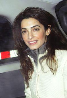 London-based lawyer Amal Alamuddin