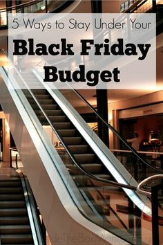 Will you be out shopping for the best deals on Black Friday  These five  simple 17dab7f3a7