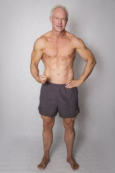Muscle Building For Men Over 50 - Find some build muscle tips at RippedTips.com