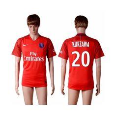 Paris Saint Germain PSG 16-17 Layvin Kurzawa 20 Udebane Trøje Kortærmet.  http://www.fodboldsports.com/paris-saint-germain-psg-16-17-layvin-kurzawa-20-udebane-troje-kortermet.  #fodboldtrøjer