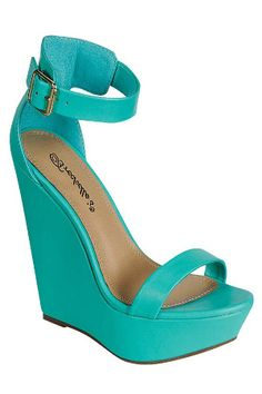 c6d57284f7fe9 Timeless Wedges - Beyond the Rack Wedge Shoes