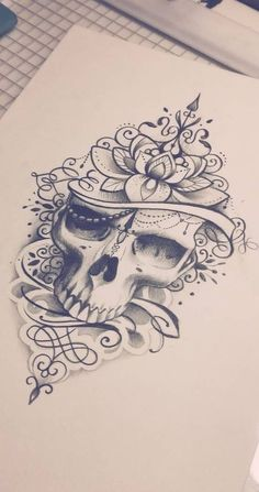 Trendy tattoo frauen oberschenkel ideas tattoo tattoo tattoo tattoo tattoo tattoo tattoo ideas designs ideas ideas in memory of ideas unique.diy tattoo permanent old school sketches tattoos tattoo Trendy Tattoos, Cute Tattoos, Unique Tattoos, Body Art Tattoos, Beautiful Tattoos, Tatoos, Skull Thigh Tattoos, Female Thigh Tattoos, Pretty Skull Tattoos