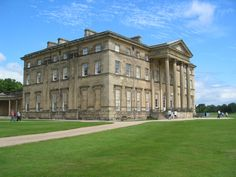 Attingham Park - once home to Sophia Berwick, wife of Thomas Noel-Hill, 2nd Lord Berwick and sister to Harriett Wilson.  Like her sister, Sophia, had been a courtesan before her marriage
