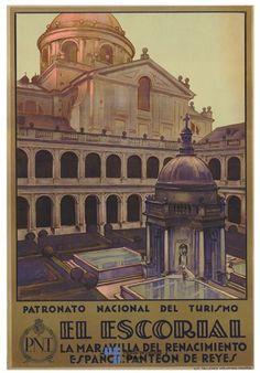 DIRECCIÓN GENERAL DE TURISMO.ESCORIAL.