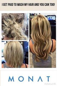 """Amazing results shared by a MONAT MP, """"Today was the biggest hair challenge… Hair Quiz, Matted Hair, Hair Knot, Monat Hair, Hair Regrowth, Hair Repair, Silky Hair, Hair Hacks, Hair Tips"""