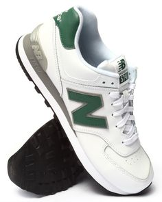 The 574 Leather sneakers by New Balance