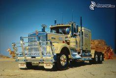 camion américain, camion