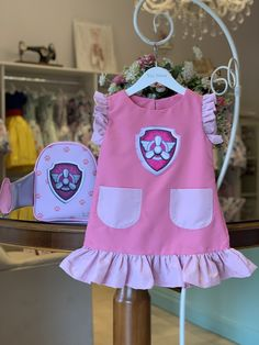 Sky Paw Patrol, Paw Patrol Party, Paw Patrol Birthday, Frozen Birthday Party, Halloween Costumes, Alice, Couture, Clothes, Ideas